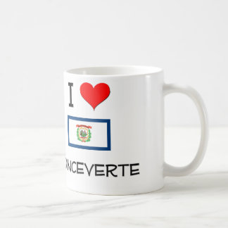 I Love Ronceverte West Virginia Coffee Mug