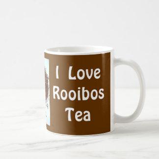 I Love Rooibos Tea Customized Mug