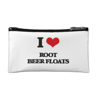 I love Root Beer Floats Cosmetic Bag