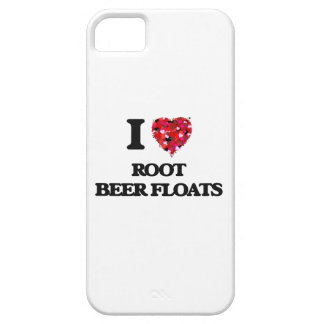 I love Root Beer Floats iPhone 5 Covers
