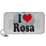 I love Rosa Portable Speakers