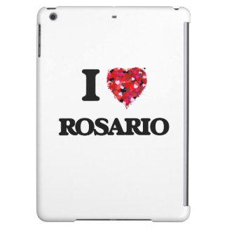 I Love Rosario iPad Air Cases