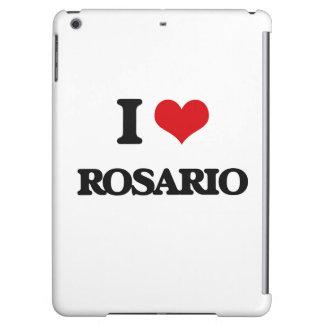 I Love Rosario Case For iPad Air