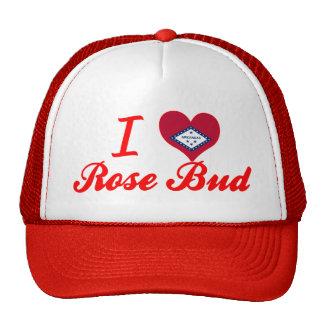 I Love Rose Bud, Arkansas Trucker Hat