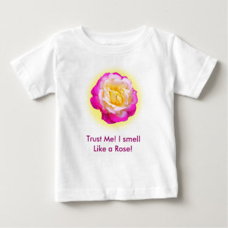 I Love Roses, Gifts & Presents Baby T-Shirt