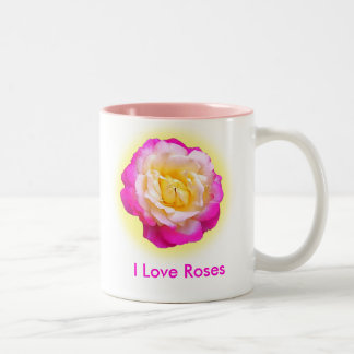 I Love Roses, Gifts & Presents Coffee Mugs