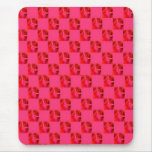 I Love Roses! Mouse Pad