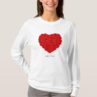 I Love Roses T-Shirt