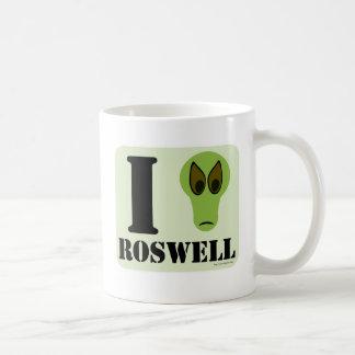 I Love Roswell Coffee Mug