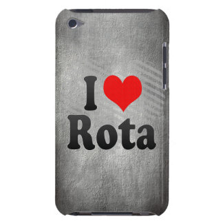 I Love Rota, Spain Barely There iPod Cover