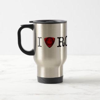 I love Rotary Engine Travel Mug