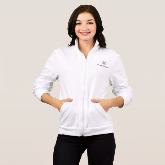 I Love Rouge Science womens Jacket