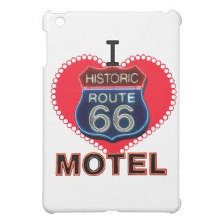 I Love Route 66 Motel sign Kingman Arizona Cover For The iPad Mini
