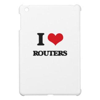I Love Routers iPad Mini Cover