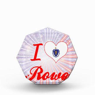 I Love Rowe, Massachusetts Award