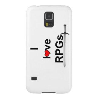 I love RPGs Samsung Galaxy S5 case