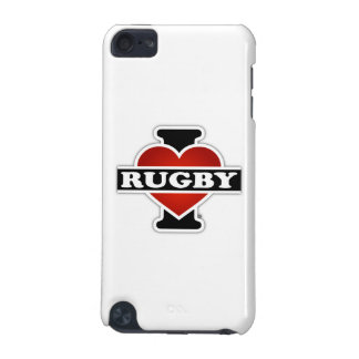 I Love Rugby iPod Touch 5G Cover