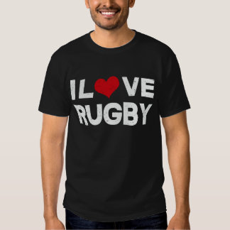 I LOVE RUGBY SHIRTS