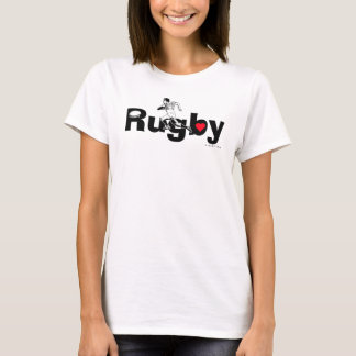 I Love Rugby T-Shirt 3