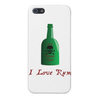 I love Rum Covers For iPhone 5