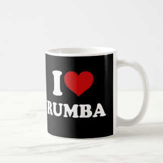 I Love Rumba Coffee Mug