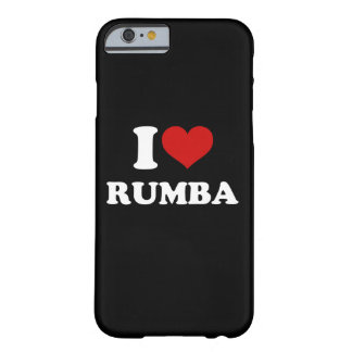 I Love Rumba iPhone 6/6s Barely There iPhone 6 Case