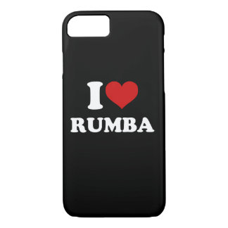 I Love Rumba iPhone 8/7 Case
