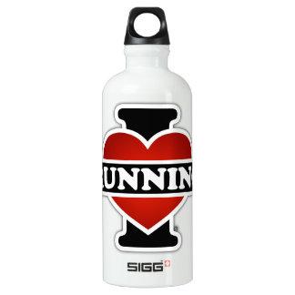 I Love Running SIGG Traveler 0.6L Water Bottle
