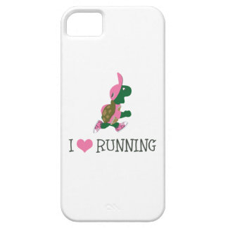 I love Running - turtle iPhone SE/5/5s Case