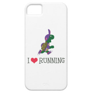 I love Running Turtle iPhone SE/5/5s Case