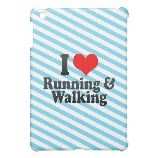 I love Running & Walking Cover For The iPad Mini