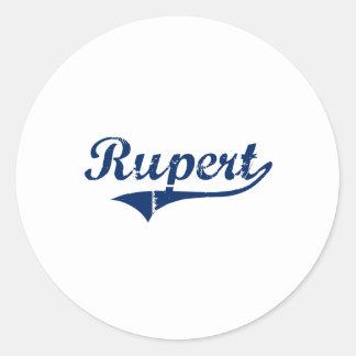 I Love Rupert Idaho Sticker