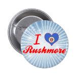 I Love Rushmore, Minnesota Pin
