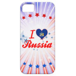 I Love Russia, New York iPhone 5 Cover