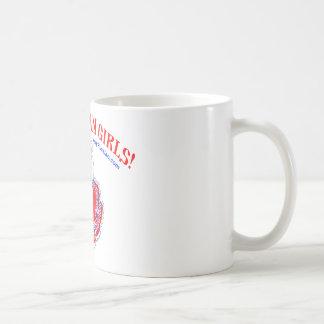 I love Russian Girls Coffee Mug