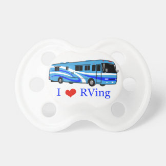 I Love RVing Pacifier