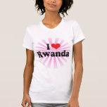 I Love Rwanda T-shirts