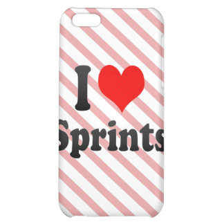 I love s iPhone 5C cover