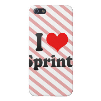 I love s iPhone 5 cases