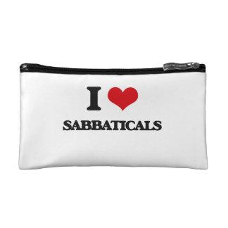 I Love Sabbaticals Cosmetic Bag