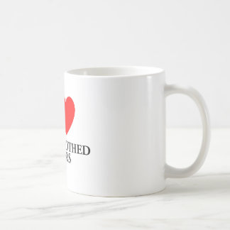 I Love Saber-Toothed Tigers Mugs