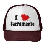I Love Sacramento Hat