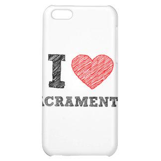 I Love Sacramento iPhone 5C Covers