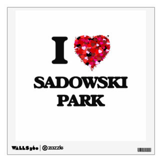 I love Sadowski Park New Jersey Wall Skins