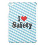 I love Safety iPad Mini Covers