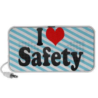 I love Safety Mini Speakers