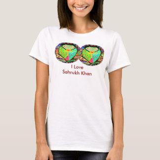 I love Sahrukh Khan T-Shirt