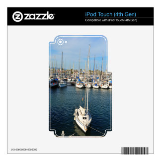 I love sailing skin for iPod touch 4G