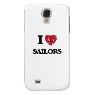 I love Sailors Galaxy S4 Cases