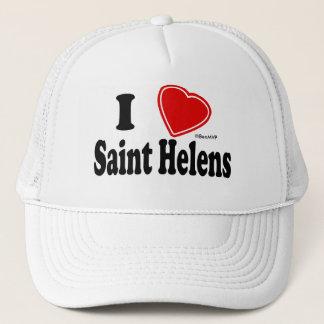 I Love Saint Helens Trucker Hat